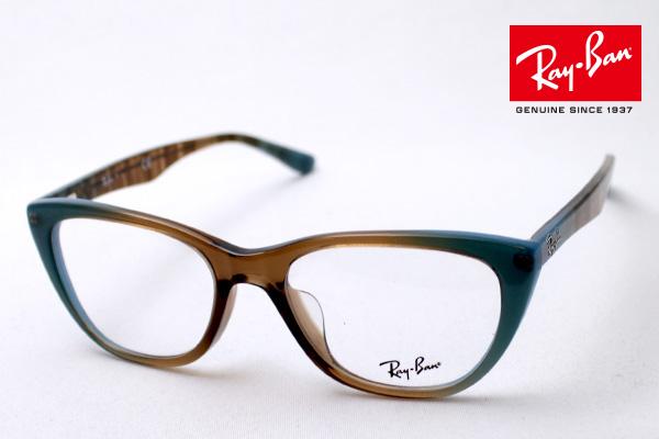 4月5日(金)23時59分終了 ほぼ全品ポイント20倍+5倍+2倍 正規レイバン日本最大級の品揃え レイバン メガネ フレーム Ray-Ban RX5322F 5490 伊達メガネ 度付き ブルーライト カット 眼鏡 RayBan フォックス