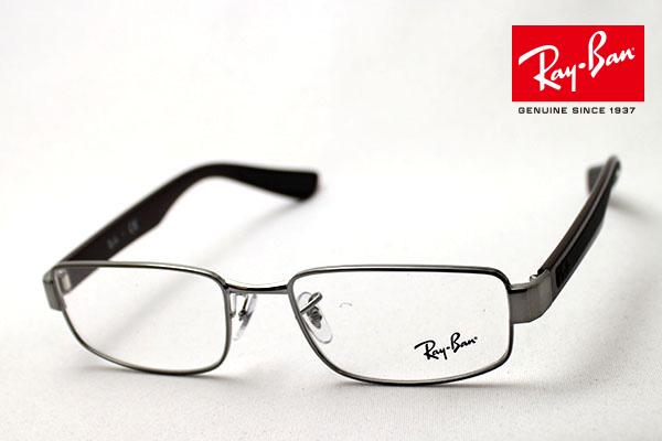 今夜23時59分終了 ほぼ全品がポイント15~20倍 正規レイバン日本最大級の品揃え レイバン メガネ フレーム Ray-Ban RX6318 2840 伊達メガネ 度付き ブルーライト ブルーライトカット 眼鏡 メタル RayBan スクエア