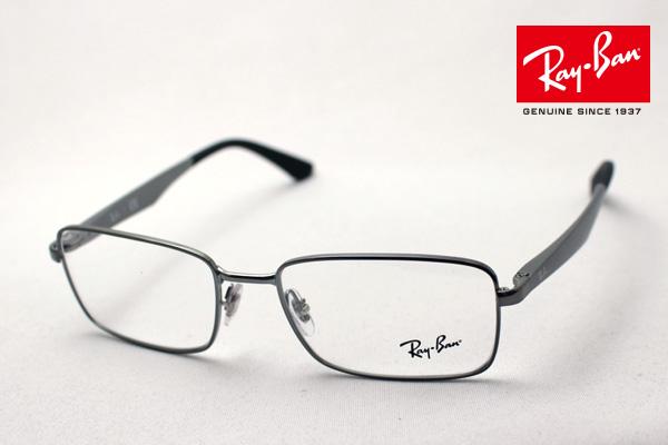 4月4日(木)23時59分終了 ほぼ全品ポイント20倍+2倍 正規レイバン日本最大級の品揃え レイバン メガネ フレーム Ray-Ban RX6333 2502 伊達メガネ 度付き ブルーライト カット 眼鏡 メタル RayBan スクエア