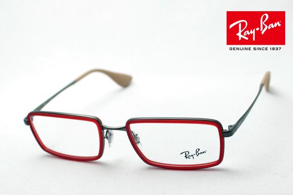 4月5日(金)23時59分終了 ほぼ全品ポイント20倍+5倍+2倍 正規レイバン日本最大級の品揃え レイバン メガネ フレーム Ray-Ban RX6337 2856 伊達メガネ 度付き ブルーライト カット 眼鏡 メタル RayBan スクエア