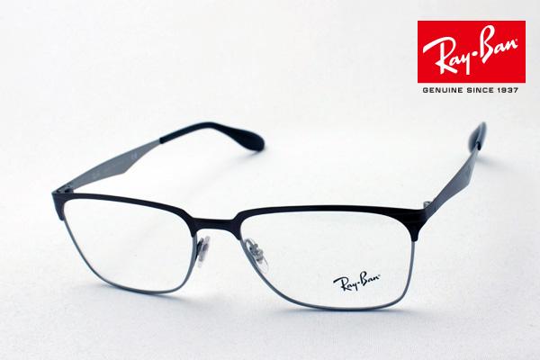 今夜23時59分終了 ほぼ全品がポイント15~20倍 正規レイバン日本最大級の品揃え レイバン メガネ フレーム Ray-Ban RX6344 2862 伊達メガネ 度付き ブルーライト ブルーライトカット 眼鏡 メタル RayBan ウェリントン