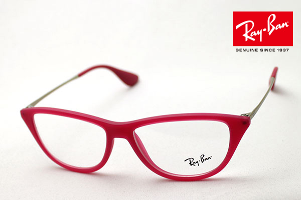 4月5日(金)23時59分終了 ほぼ全品ポイント20倍+5倍+2倍 正規レイバン日本最大級の品揃え レイバン メガネ フレーム Ray-Ban RX7042 5471 伊達メガネ 度付き ブルーライト カット 眼鏡 RayBan フォックス