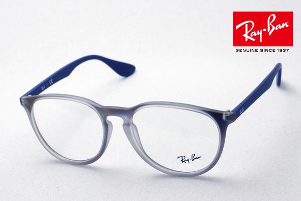 正規レイバン日本最大級の品揃え レイバン メガネ フレーム エリカ Ray-Ban RX7046F 5486 伊達メガネ 度付き ブルーライト ブルーライトカット 眼鏡 丸メガネ RayBan ボストン