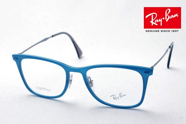 4月5日(金)23時59分終了 ほぼ全品ポイント20倍+5倍+2倍 正規レイバン日本最大級の品揃え レイバン メガネ フレーム Ray-Ban RX7086 5640 伊達メガネ 度付き ブルーライト カット 眼鏡 丸メガネ RayBan ウェリントン