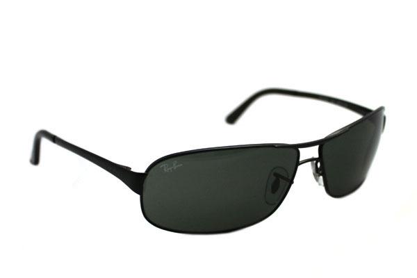 雷斑太阳眼镜Ray-Ban RB3343 006女子的男子的RayBan