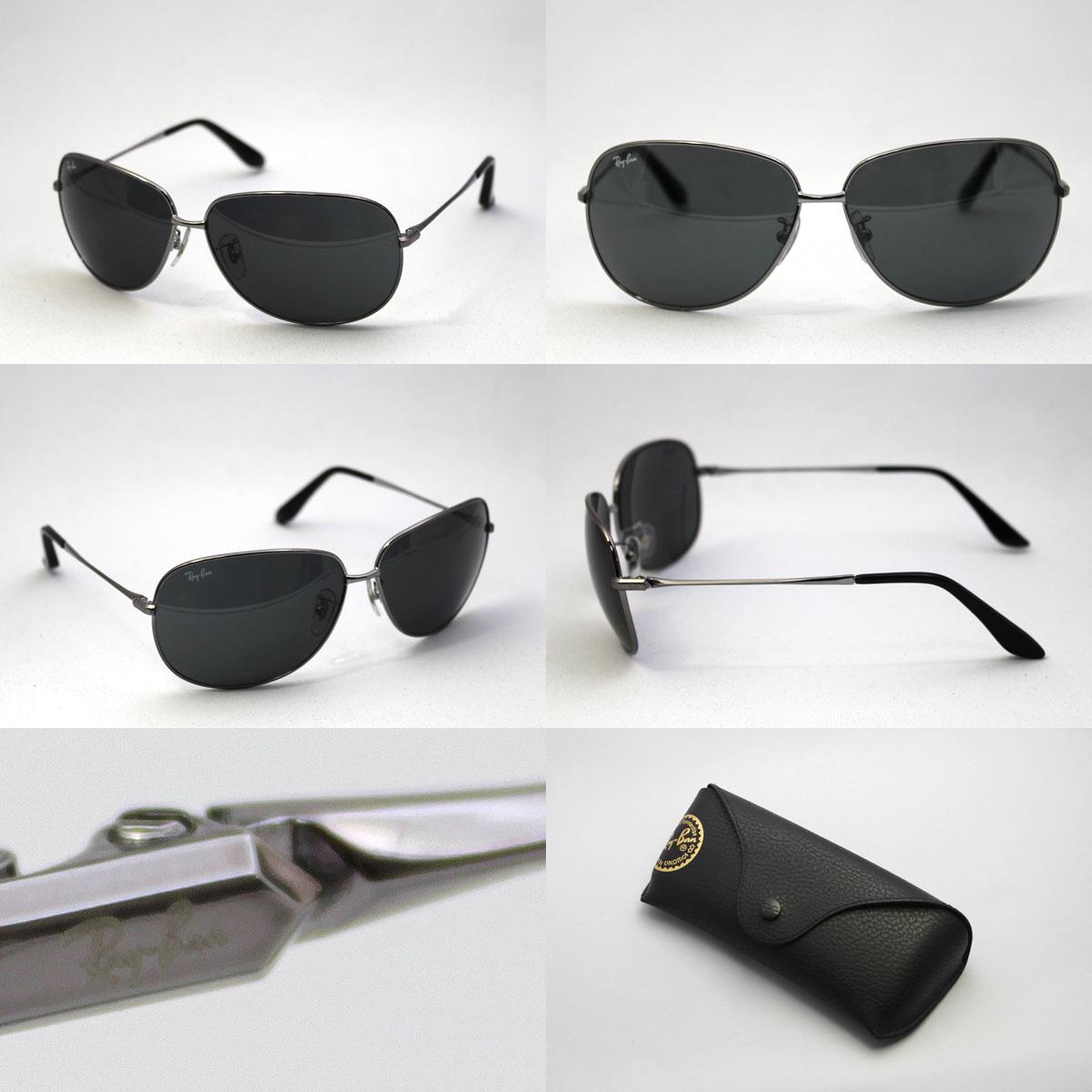 RB3451 00487 RayBan Ray Ban sunglasses Japan model NEW ARRIVAL glassmania