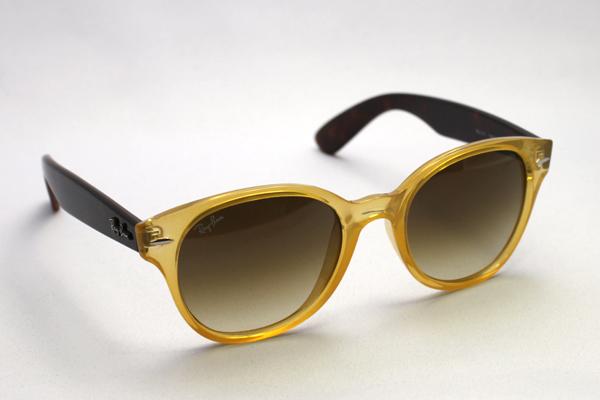 雷斑太阳眼镜Ray-Ban RB4141 76851女子的男子的太阳眼镜圆RayBan