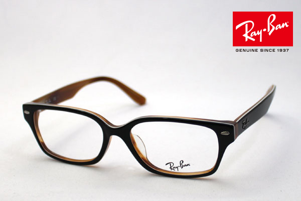 RX5222 5019 J RayBan Ray Ban glasses Japan model glassmania eyeglasses frame glasses ITA glasses glasses black
