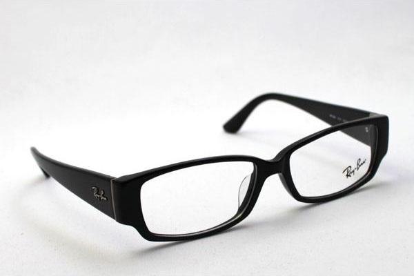 RX5250 5114 雷斑光芒禁令眼镜日本模型 glassmania 名人戴模型眼镜框架眼镜 ITA 眼镜眼镜黑色