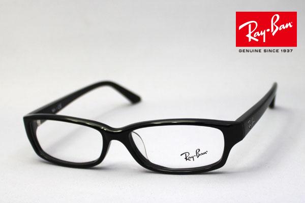 4月7日(日)23時59分終了 ほぼ全品ポイント20倍 正規レイバン日本最大級の品揃え レイバン メガネ フレーム Ray-Ban RX5272 2000 伊達メガネ 度付き ブルーライト カット 眼鏡 黒縁 RayBan スクエア