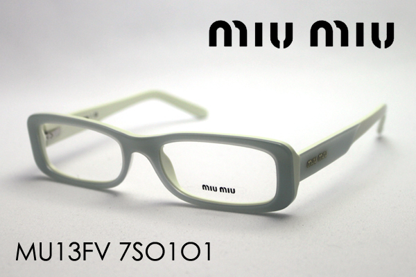 cfe679b481a glassmania  miumiu Miu Miu glasses MU13FV7SO1O1 (W51mm) NEW ARRIVAL  glassmania eyeglasses frame glasses ITA glasses spectacles