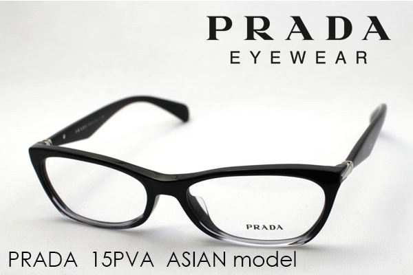 glassmania: PRADA Prada glasses Asian model PR15PVA ZYY1O1 NEW ...