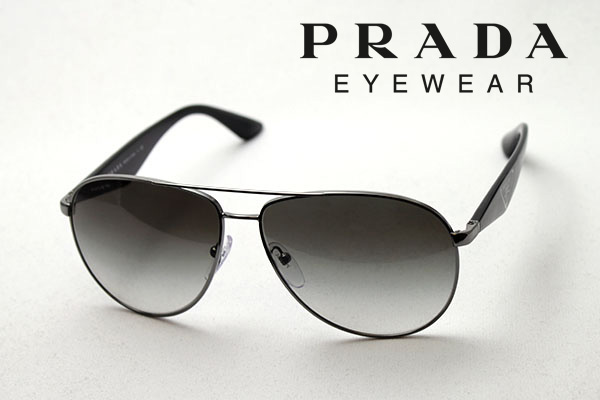 fd9c57a6586 It is approximately all articles point 15 times Made In Italy PRADA PR53QS  5AV0A7 teardrop men teardrop the Tuesday