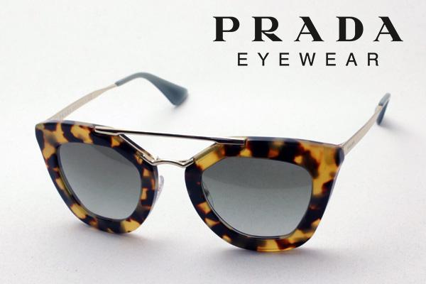 【PRADA】 プラダ サングラス ダブルブリッジ PR09QS 7S04M1 レディース シェイプ