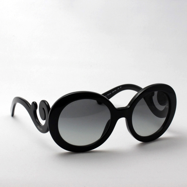 24ed39e24fe It is approximately all articles point 20 times Made In Italy PRADA PR27NSA  1AB3M1 minimal baroque sunglasses-maru Lady s shape the very popular model  ...