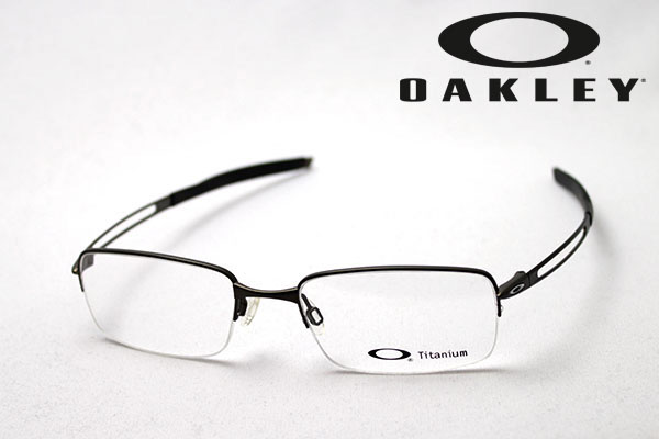 明日の朝9時59分終了 ほぼ全品がポイント15~20倍 【OAKLEY】 オークリー メガネ 伊達メガネ 度付き ブルーライト ブルーライトカット 眼鏡 ox5045-0353 フラッグ FRAG スクエア スクエア