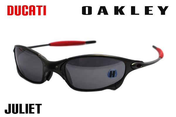 Lentes Oakley Juliet Ducati