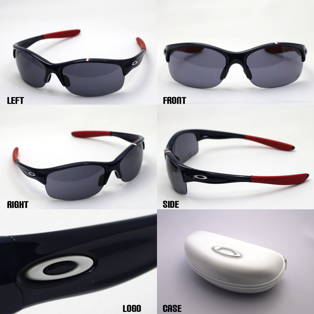 24-320 Oakley Sunglasses commit squared OAKLEY COMMIT SQUARED TEAM USA SPORT blue series women's uv cut glma new in stock