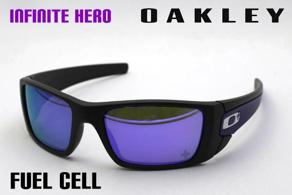 1f53893774db0 ... free shipping oakley infinite hero fuel cell carbon w violet iridium  b92f9 e3375