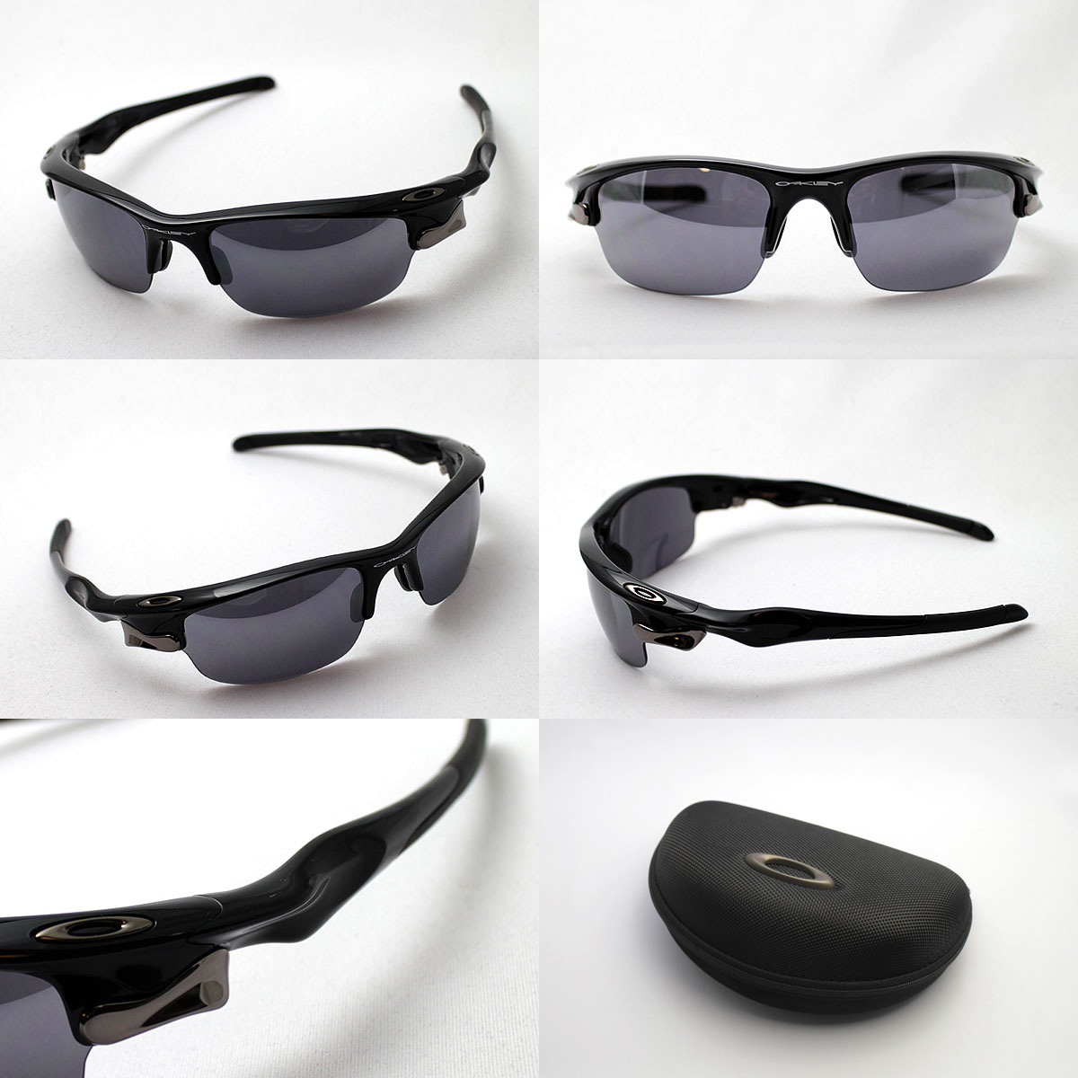 fast jacket oakley sunglasses kh9h  oo9097-01 Oakley Sunglasses fast jacket OAKLEY FAST JACKET SPORT black  series ladies ' men's