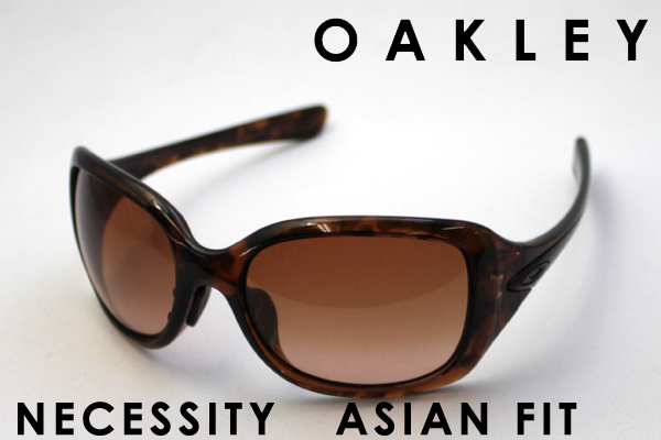 Oakley Sunglasses oo9148-03 necessity Asian fit OAKLEY NECESSITY ASIAN FIT ladies