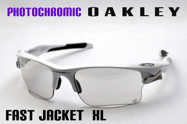 oakley offers 1326  light oo9156-10 Oakley Sunglasses fast jacket XL OAKLEY FAST JACKET XL  SPORT white series