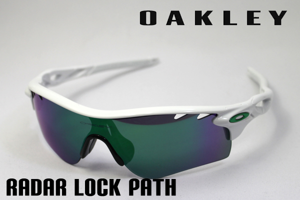 oo9181-22 Oakley Sunglasses radar lock path OAKLEY RADARLOCK PATH SPORT white series ladies ' men's uv cut glma