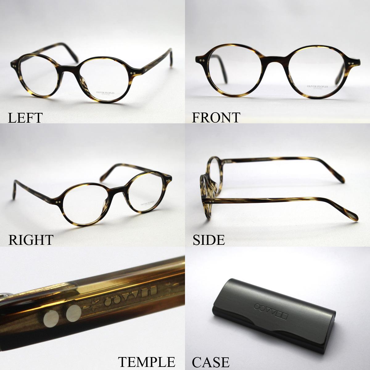 要点最大在1月16日到中午12点59分11倍! 奥利弗大众眼镜没镜片的眼镜没镜片的眼镜度从属于的蓝光眼镜眼镜圆眼镜OV5176 1003 KALDER