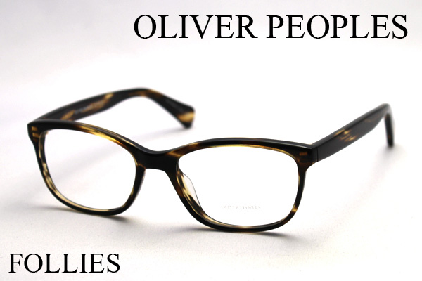 9e3ba409e4 OLIVER PEOPLES Oliver Peoples glasses OV5194 1003 FOLLIES NEW ARRIVAL  glassmania eyeglasses frame glasses ITA glasses spectacles