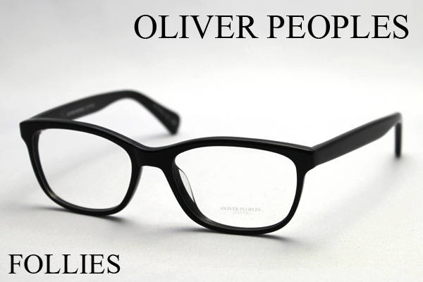 7c71e1b0f7 OLIVER PEOPLES Oliver Peoples glasses OV5194 1005 FOLLIES NEW ARRIVAL  glassmania eyeglasses frame glasses ITA glasses spectacles