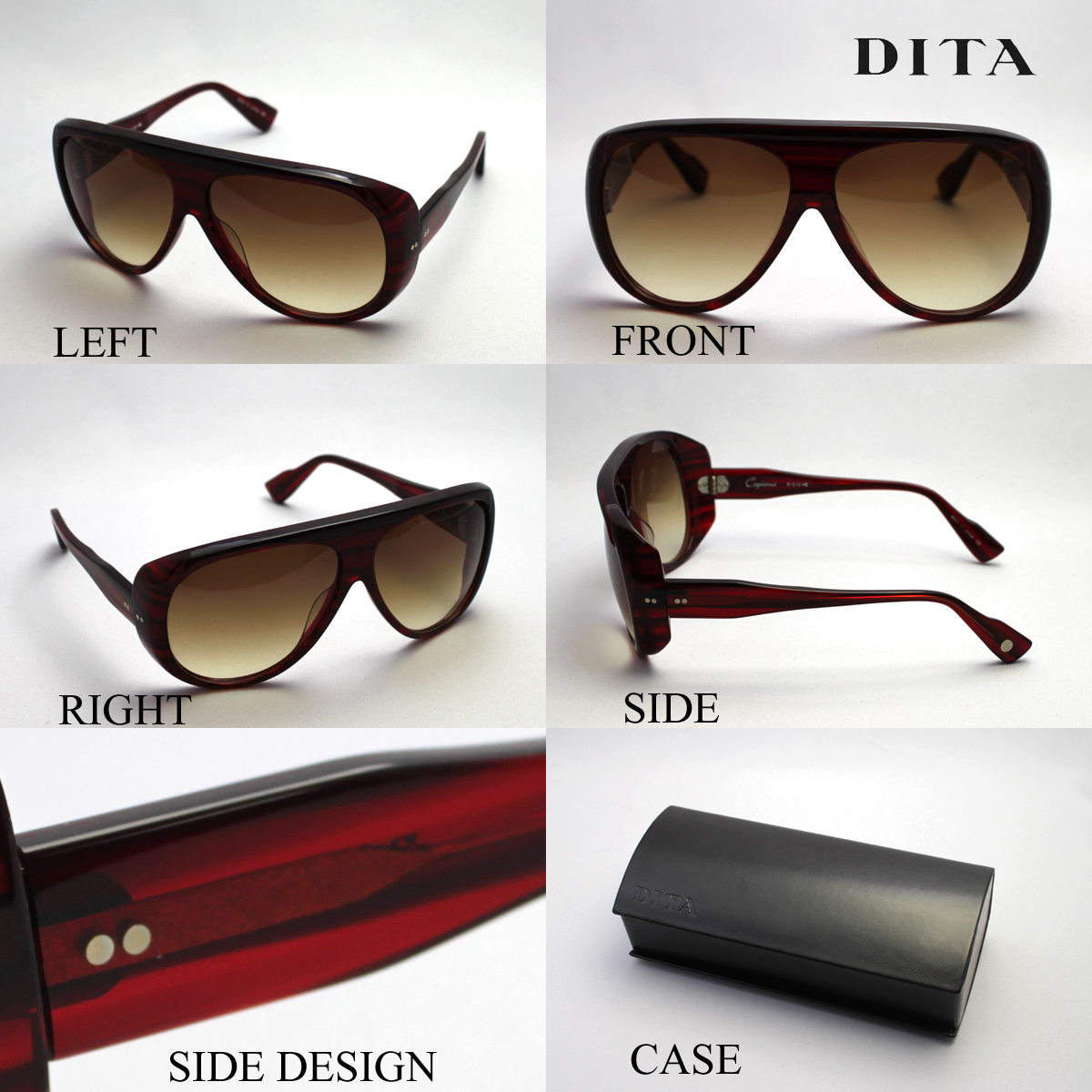 DITA sunglasses DITA 18002C COPIOUS