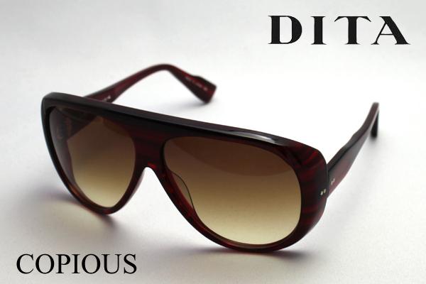 DITA DITA 太阳镜 DITA18002C 大量紫外线切 glma