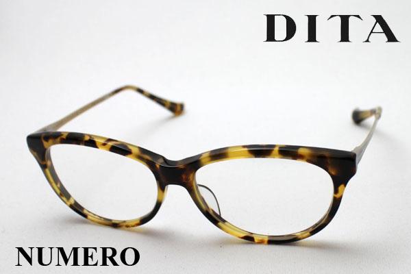 4月5日(金)23時59分終了 ほぼ全品ポイント20倍+5倍+2倍 【DITA】 ディータ メガネ 伊達メガネ 度付き ブルーライト カット 眼鏡 DRX-3011B NUMERO ヌメロ シェイプ