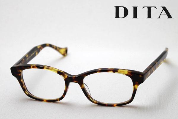 4月5日(金)23時59分終了 ほぼ全品ポイント20倍+5倍+2倍 【DITA】 ディータ メガネ 伊達メガネ 度付き ブルーライト カット 眼鏡 DRX-3025B COPINE シェイプ