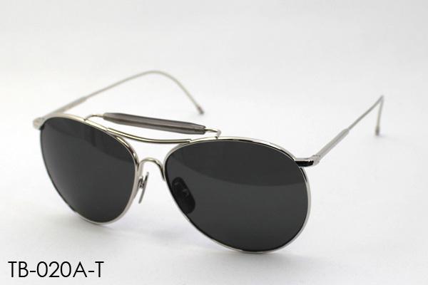25f5766c8f1 THOM BROWNE Thom sunglasses polarized TB-020A-T NEW ARRIVAL glassmania