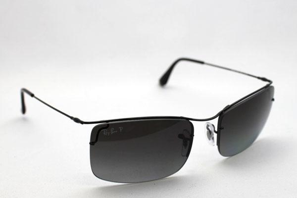 男子的积极RB3499 0049A Ray-Ban(RayBan)雷斑偏光太阳眼镜FLIP OUT女士uv cut glassmania