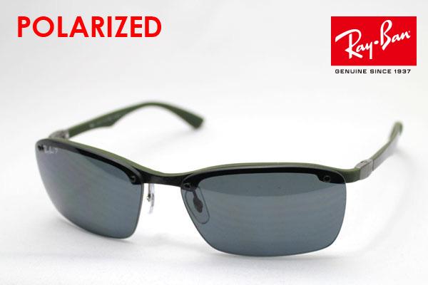 RB8312-12781 RayBan Ray Ban sunglasses polarized NEW ARRIVAL glassmania