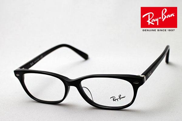 4月5日(金)23時59分終了 ほぼ全品ポイント20倍+5倍+2倍 正規レイバン日本最大級の品揃え レイバン メガネ フレーム Ray-Ban RX5208 2000 伊達メガネ 度付き ブルーライト カット 眼鏡 黒縁 RayBan ウェリントン