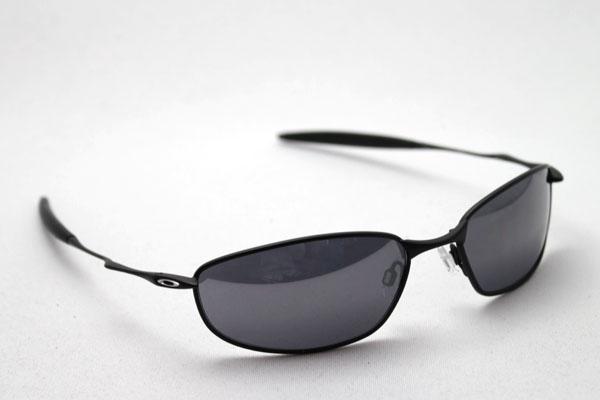 05-715 Oakley Sunglasses whisker ACTIVE OAKLEY WHISKER black series ladies men's uv cut glma
