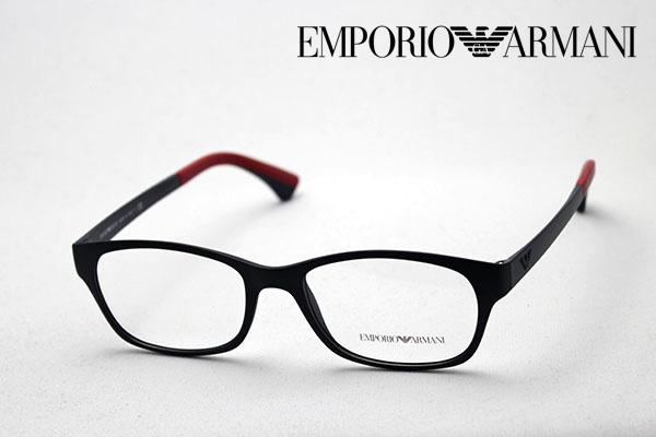 金曜朝9時59分終了 ほぼ全品がポイント15~20倍 【エンポリオアルマーニ メガネ 正規販売店】 EMPORIO ARMANI EA3021D 5151 メガネ 伊達メガネ 度付き ブルーライト ブルーライトカット 眼鏡 DEAL エンポリオ アルマーニ ウェリントン
