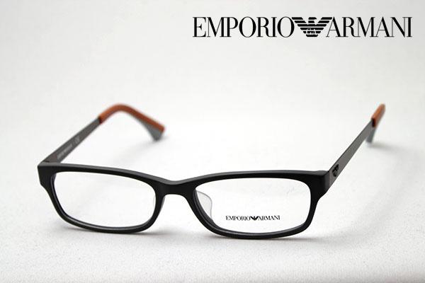 金曜朝9時59分終了 ほぼ全品がポイント15~20倍 【エンポリオアルマーニ メガネ 正規販売店】 EMPORIO ARMANI EA3022D 5151 メガネ 伊達メガネ 度付き ブルーライト ブルーライトカット 眼鏡 DEAL エンポリオ アルマーニ スクエア