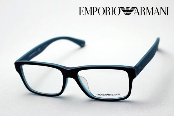 金曜朝9時59分終了 ほぼ全品がポイント15~20倍 【エンポリオアルマーニ メガネ 正規販売店】 EMPORIO ARMANI EA3059F 5393 メガネ 伊達メガネ 度付き ブルーライト ブルーライトカット 眼鏡 DEAL エンポリオ アルマーニ スクエア