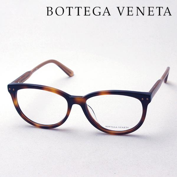 4月7日(日)23時59分終了 ほぼ全品ポイント20倍 【BOTTEGA VENETA】ボッテガ ヴェネタ メガネ BV0196O 002 ボッテガヴェネタ 伊達メガネ 度付き ブルーライト カット 眼鏡 NewModel Made In Italy フォックス