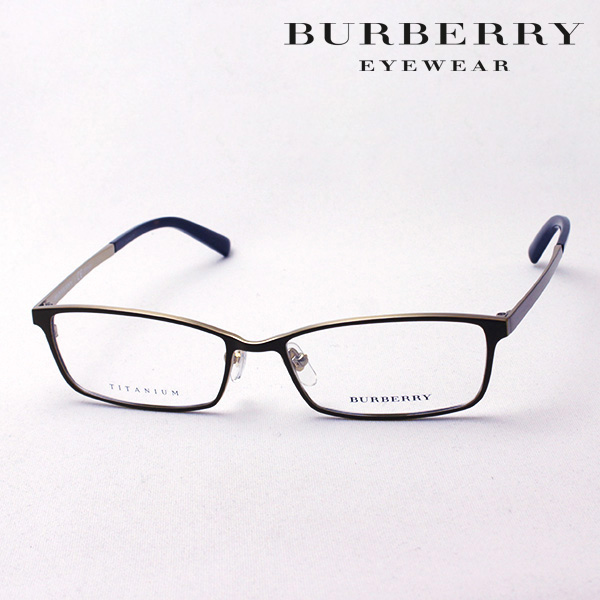 全国送料無料 年中無休 17時までのご注文は即日発送 あす楽17時まで受付 バーバリー正規商品販売店 プレミア生産終了モデル バーバリー メガネ 正規販売店 カット 伊達メガネ 1281 眼鏡 BURBERRY ブルーライト スクエア 度付き BE1276TD 公式 メーカー直送