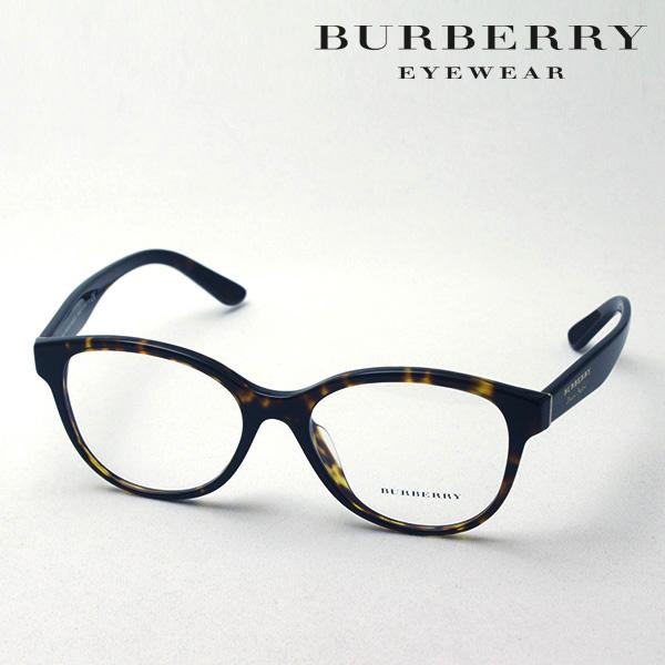 NewModel 4月8日(月)23時59分終了 ほぼ全品ポイント20倍+2倍 【バーバリー メガネ 正規販売店】 BURBERRY BE2278F 3002 伊達メガネ 度付き ブルーライト カット 眼鏡 Made In Italy ラウンド