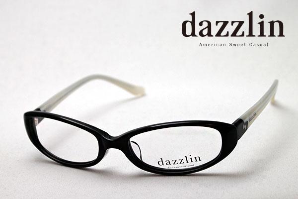 金曜朝9時59分終了 ほぼ全品がポイント15~20倍 【ダズリン正規店】 DZF-2503-1 dazzlin ダズリン メガネ 伊達メガネ 度付き ブルーライト ブルーライトカット 眼鏡 DEAL ブラックオーバル おしゃれ シェイプ