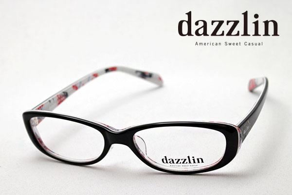金曜朝9時59分終了 ほぼ全品がポイント15~20倍 【ダズリン正規店】 DZF-2509-1 dazzlin ダズリン メガネ 伊達メガネ 度付き ブルーライト ブルーライトカット 眼鏡 DEAL ブラックオーバル おしゃれ シェイプ