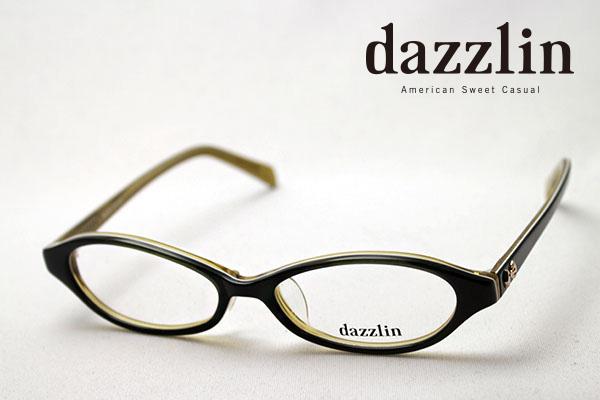 1月27日(日)23時59分終了 ほぼ全品ポイント15倍 【ダズリン正規店】 DZF-2521-4 dazzlin ダズリン メガネ 伊達メガネ 度付き ブルーライト カット 眼鏡 DEAL カーキ系おしゃれ シェイプ