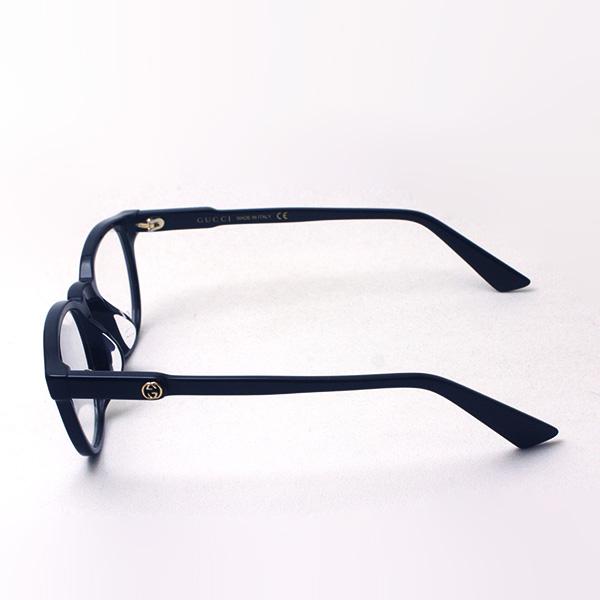 NewModelグッチ メガネ 正規販売認定店GUCCI アレッサンドロ・ミケーレデザイン GG0556OJ 001 伊達メガネ 度付き 眼鏡 Made In Italy スクエア ブラック系1uKFlc3TJ