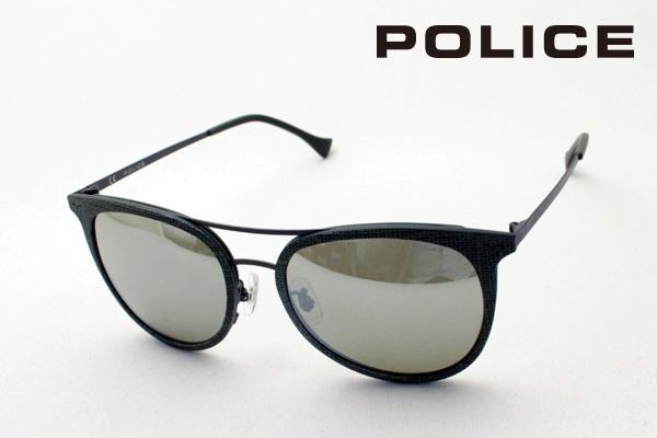 金曜朝9時59分終了 ほぼ全品がポイント15~20倍 【ポリス サングラス 正規販売店】 POLICE DEAL SPL153I GGPX ミラー ティアドロップ